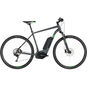 Cube Cross Hybrid Pro 500, iridium'n'green
